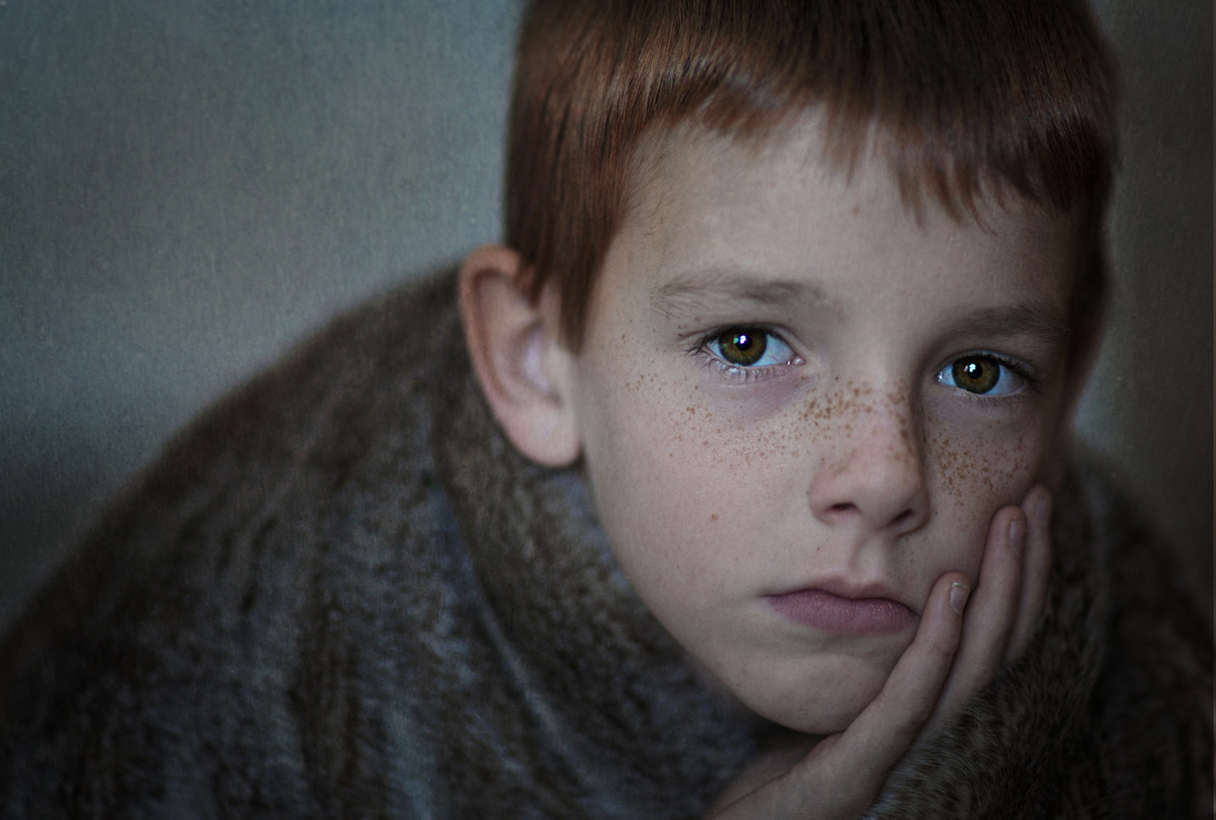 "portrait boy artistic ""grand junction photographer"" ""captured by karen"""