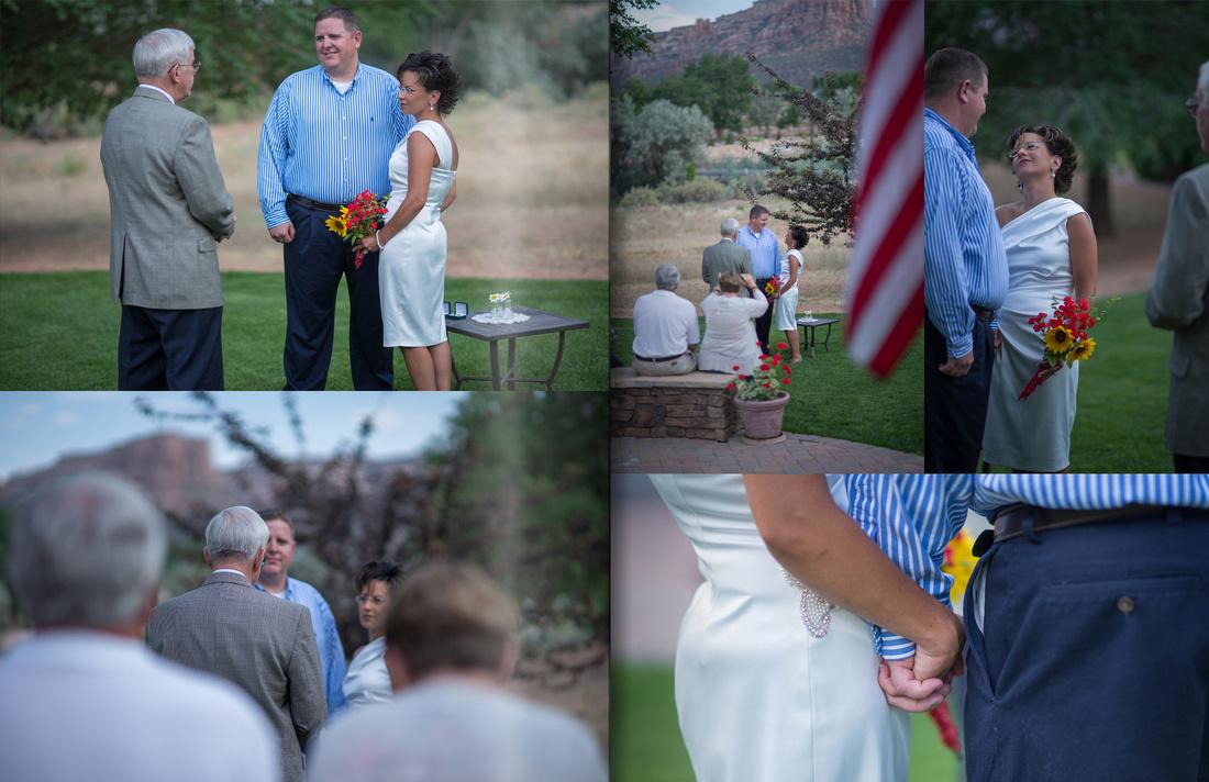 """4th of July wedding"" ""grand junction wedding photographer"" ""captured by karen"""