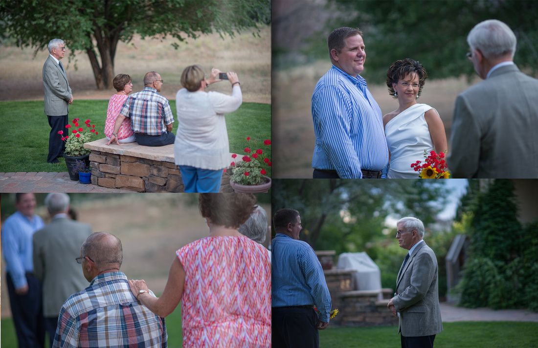 """4th of July wedding"" ""grand junction wedding photographer"" ""captured by karen"""