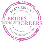 Featured on Brides Without Borders
