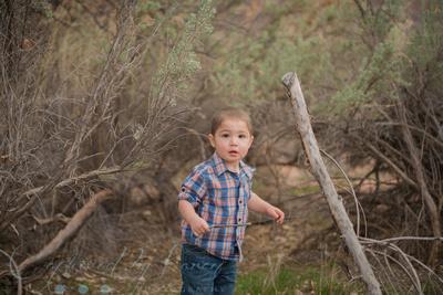 little boy two