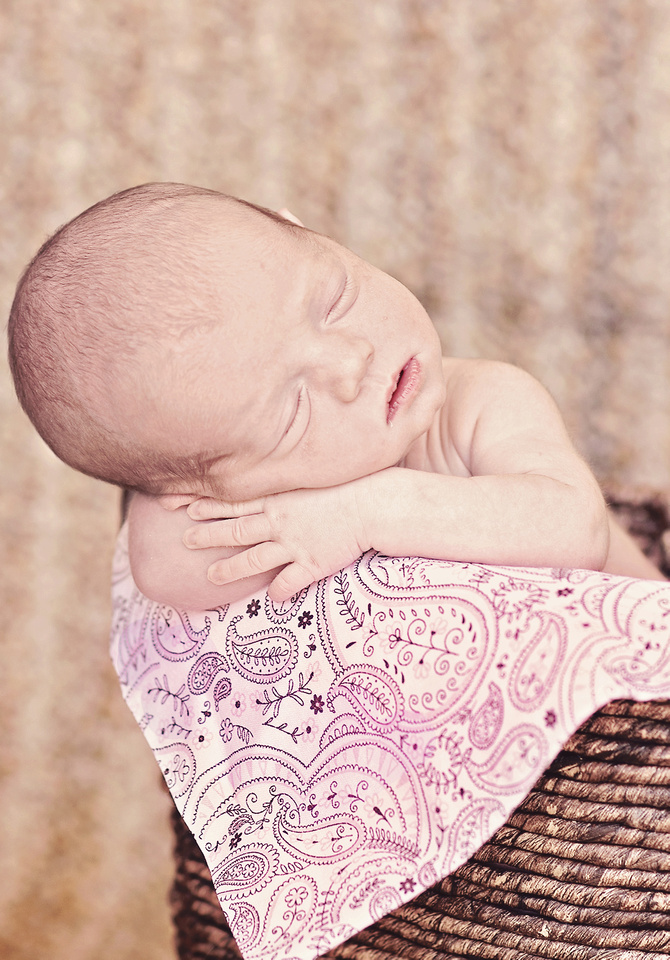 baby newborn sleeping sweetness
